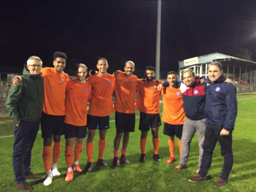 Amateur FA v Oxford University 2018