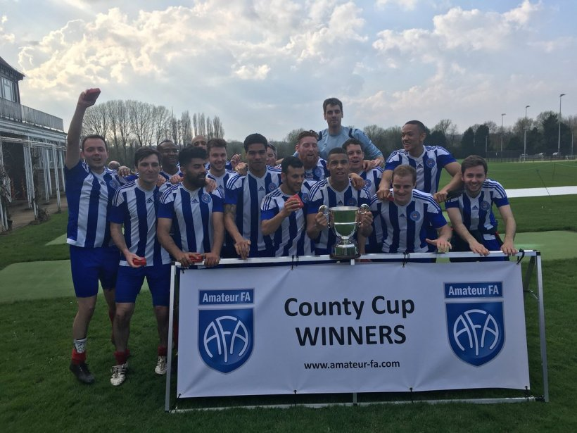 AFA SENIOR CUP and SAL Division 1 Double CHAMPIONS…….. 2018
