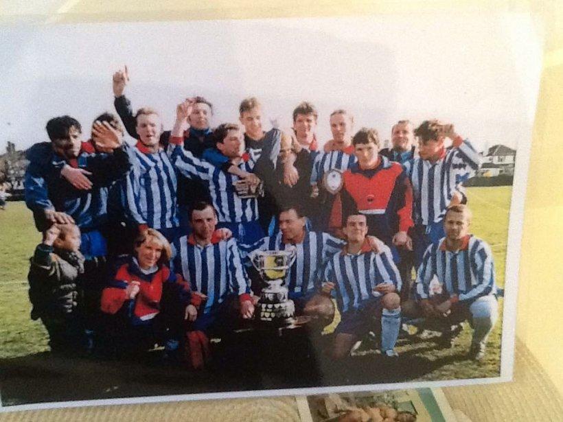 AFA Senior Cup Winners 1996